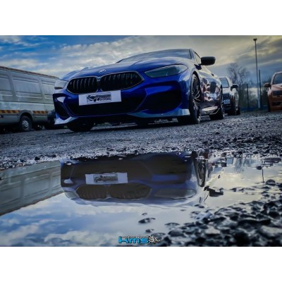 BMW 850I GPF delete pipes