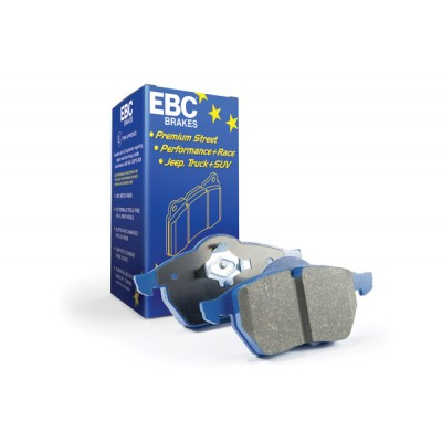EBC Blue Stuff Rear Brake Pads - Focus Mk2 RS