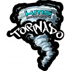 KMS Motorsport Decal Tornado