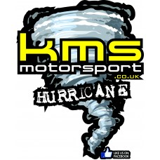 KMS Motorsport Decal Hurricane