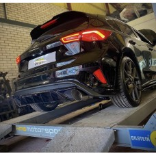 KMS Motorsport MK4 Ford Focus ST250 Exhaust system