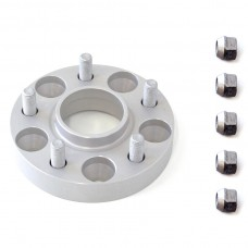H&R Wheel Spacers 15mm Per Side - Focus Mk2 ST RS Mk3 ST250