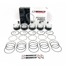 WISECO 79.0mm Piston set 10.0.1 Compression - Fiesta Mk7 ST180